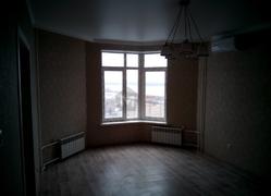 Вид гостиной после ремонта