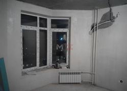 Вид гостиной до ремонта