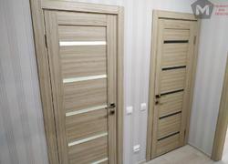 Ремонт туалета санузла укладка плитки керамогранита установка дверей