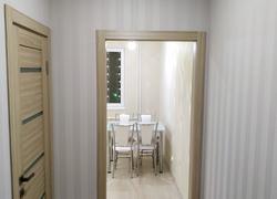 Ремонт туалета санузла укладка плитки керамогранита установка плинтусов