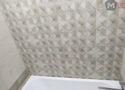 Ремонт ванной комнаты санузла укладка плитки
