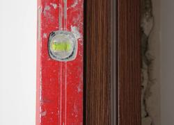 Ремонт 3 комнт. квартиры на ул. Новая 12 Демонтаж дверных коробок межкомнатных дверей