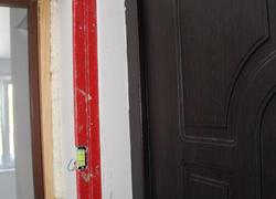 Ремонт 3 комнт. квартиры на ул. Новая 12 выравнивание стен