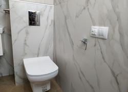 Ремонт ванной комнаты с душевой кабиной под ключ