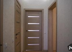 ремонт коридора между спальнями финиш