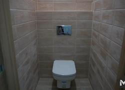 ремонт туалета установка инсталяции и сантехники финиш