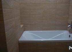 ремонт ванной комнаты установка ванной