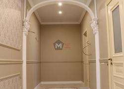Ремонт туалета с душевой кабиной под ключ