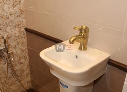 Туалет установка сантехники отделка коттеджа